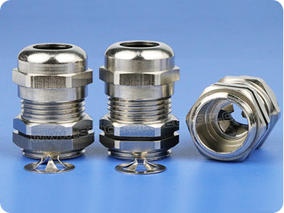 EMC Metallic Cable Glands (Long PG Thread)