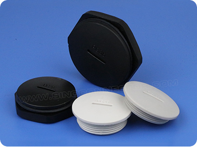 Polyamide Threaded Blind Plugs (PG Thread)