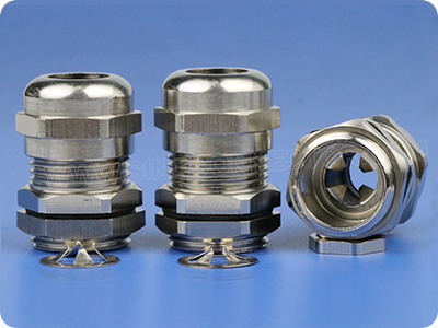 EMC Metal Cable Glands (Long Metric Thread)