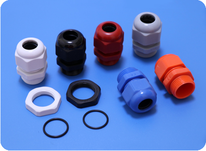 Plastic Cable Gland (Short Metric Thread)