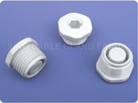 Polyamide Threaded Hex Plugs (Metric Thread)