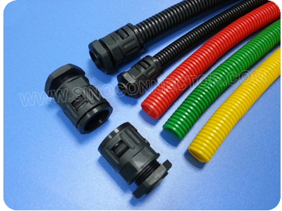 Flexible Pipe Quick Connectors (Metric Thread)