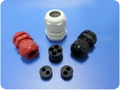 Polyamide Multi-Hole Cable Glands (Short PG Thread)