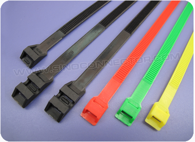Double-locking Cable Ties