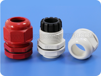 Split Type Nylon Cable Glands (Long Metric Thread)