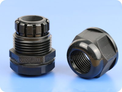 Divided Type Plastic Cable Glands (PG Thread)