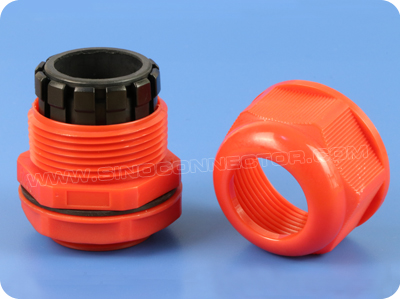 Divided Type Plastic Cable Glands (Metric Thread)