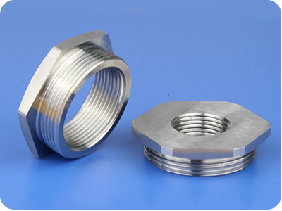 Stainless Steel Reducers (PG Thread)