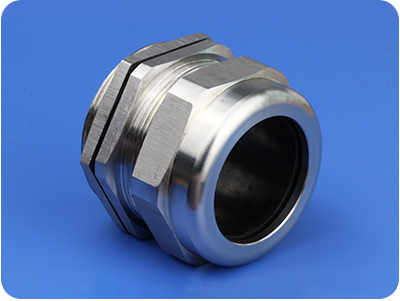 Stainless Steel Cable Gland AISI304 / AISI316 / AISI316L (Short Metric Thread)